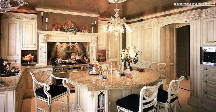 Cabinetry - Clive christian kitchen cabinets ...
